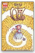 Road to Oz - 2013_Eisner_Nominee
