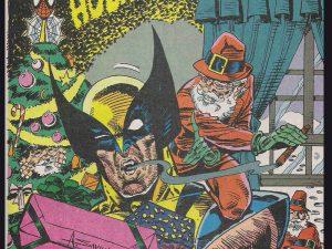 Wolverine Christmas