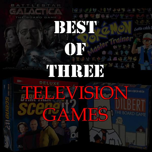 Best of Three - Television