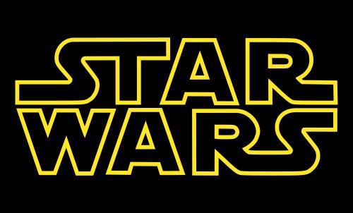 Star Wars Title Card