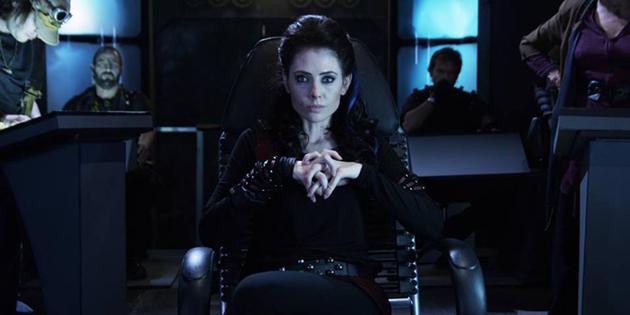 Adrienne Wilkinson as Captain Lexxa Singh