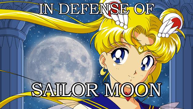 In Defense of Sailor Moon