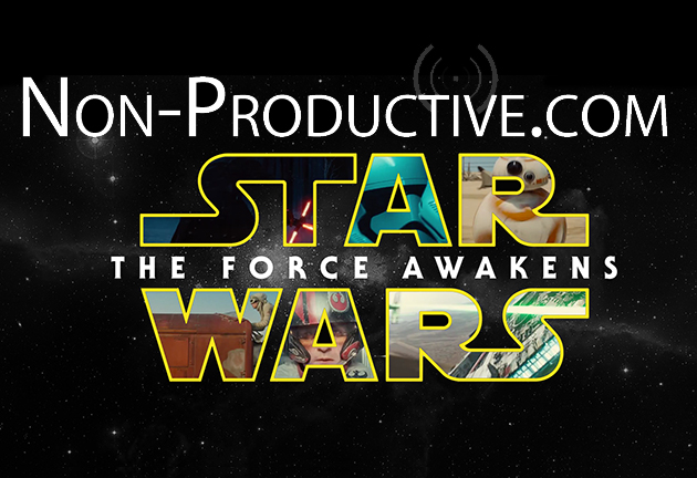 NonPro Star Wars The Force Awakens
