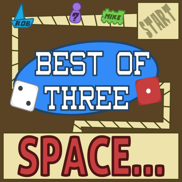 Best of Three - Space Games