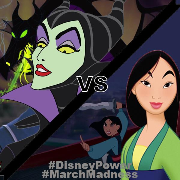 Maleficent vs Mulan