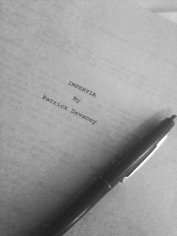 Impervia by Patrick Devaney