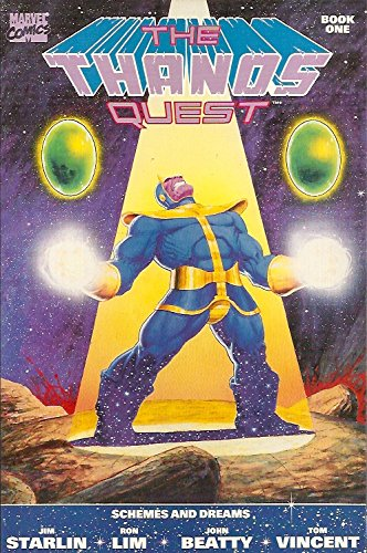 Near Mint – The Thanos Quest