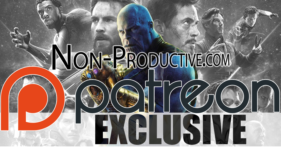 Patreon Exclusive: Infinity War – The Aftermath!