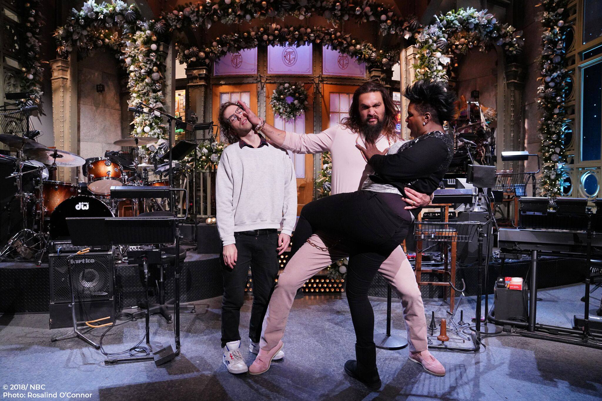 SNL Nerds – Episode 11 – Jason Momoa and Mumford & Sons