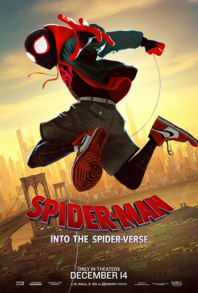 OnFilm – Spider-Man: Into the Spider-Verse Review!