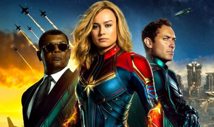 The Captain Marvel On Film Review!