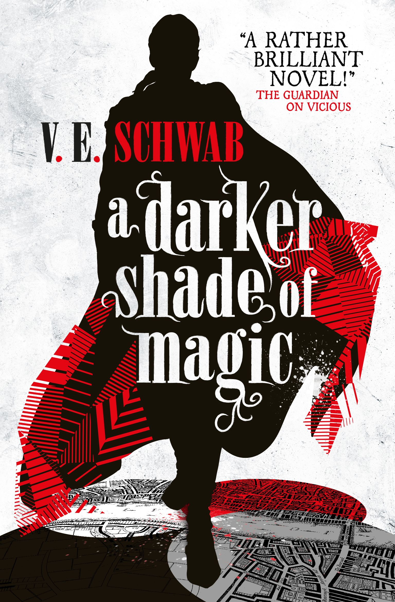 A Darker Shade of Magic book cover