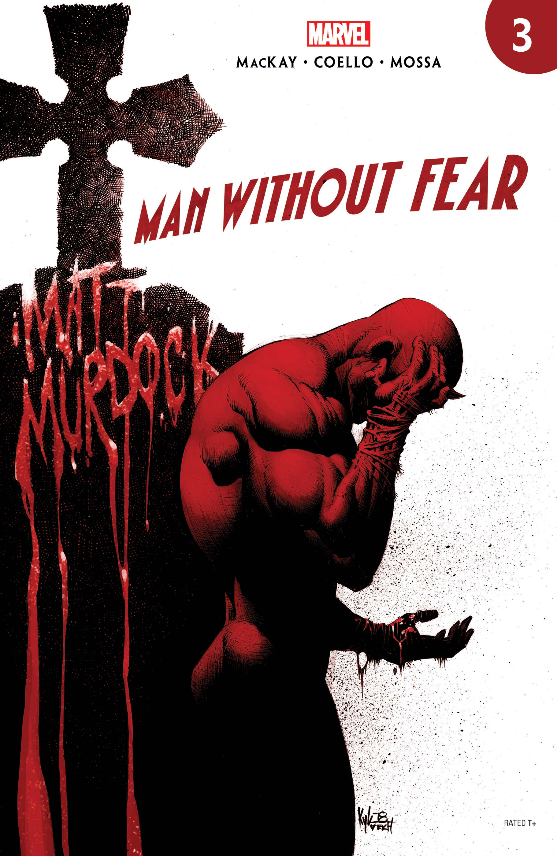 Man Without Fear – Near Mint