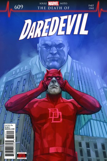 The Death of Daredevil – Near Mint