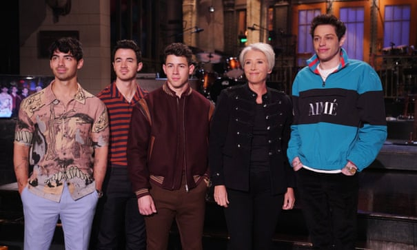 SNL Nerds – Episode 32 – Emma Thompson and the Jonas Brothers