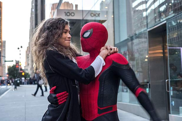 Iman and Frank talk about <em>Spider-Man: Far From Home</em>