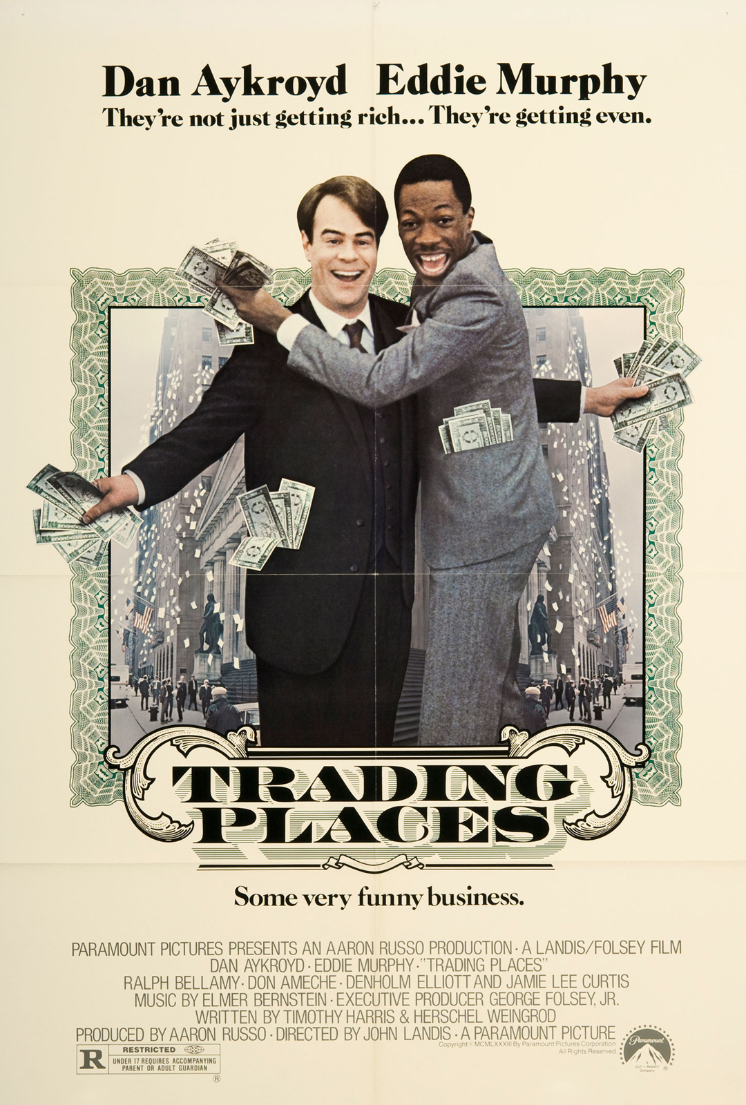 SNL Nerds – Episode 49 – Trading Places (1983)