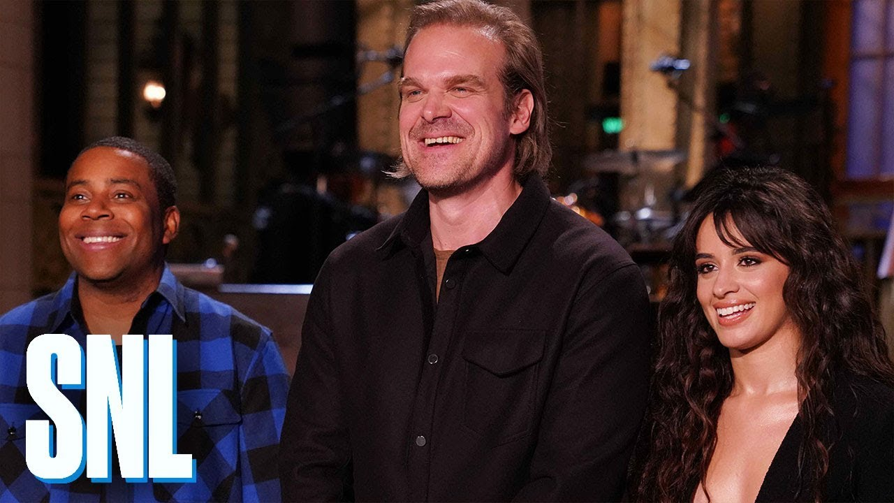 SNL Nerds – Episode 54 – David Harbour and Camilla Cabello