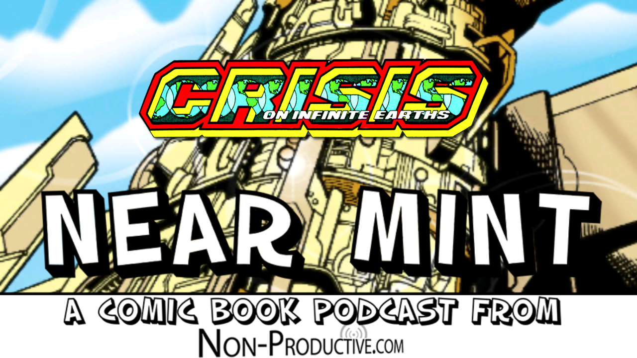 Near Mint – Crisis on Infinite Earths #3