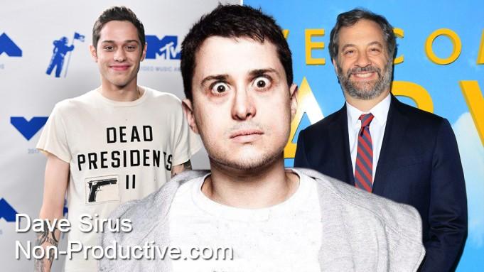 SNL Nerds – Bonus Episode – writer Dave Sirus on The King of Staten Island (2020)