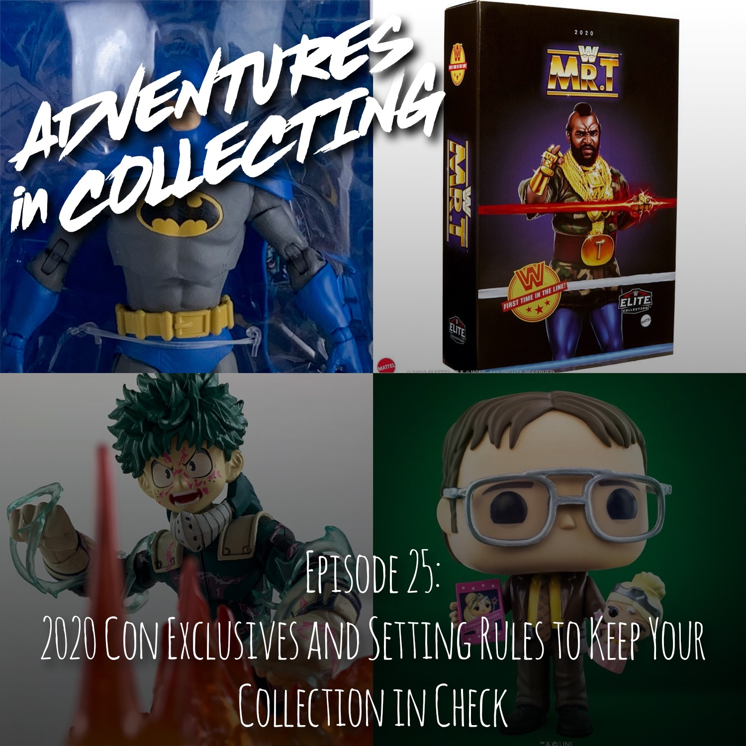 2020 Con-Exclusives and Setting Rules to Keep Your Collection in Check – Adventures in Collecting