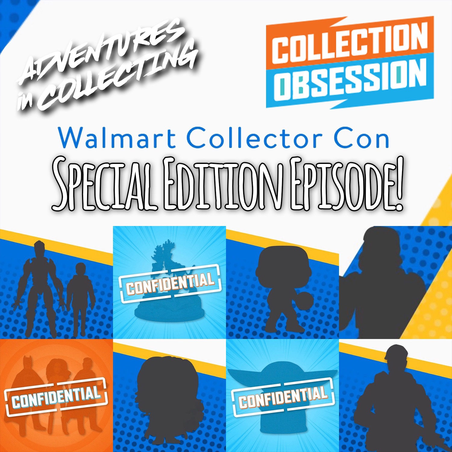 Walmart Collector Con 2021 Launch Special! – Adventures in Collecting