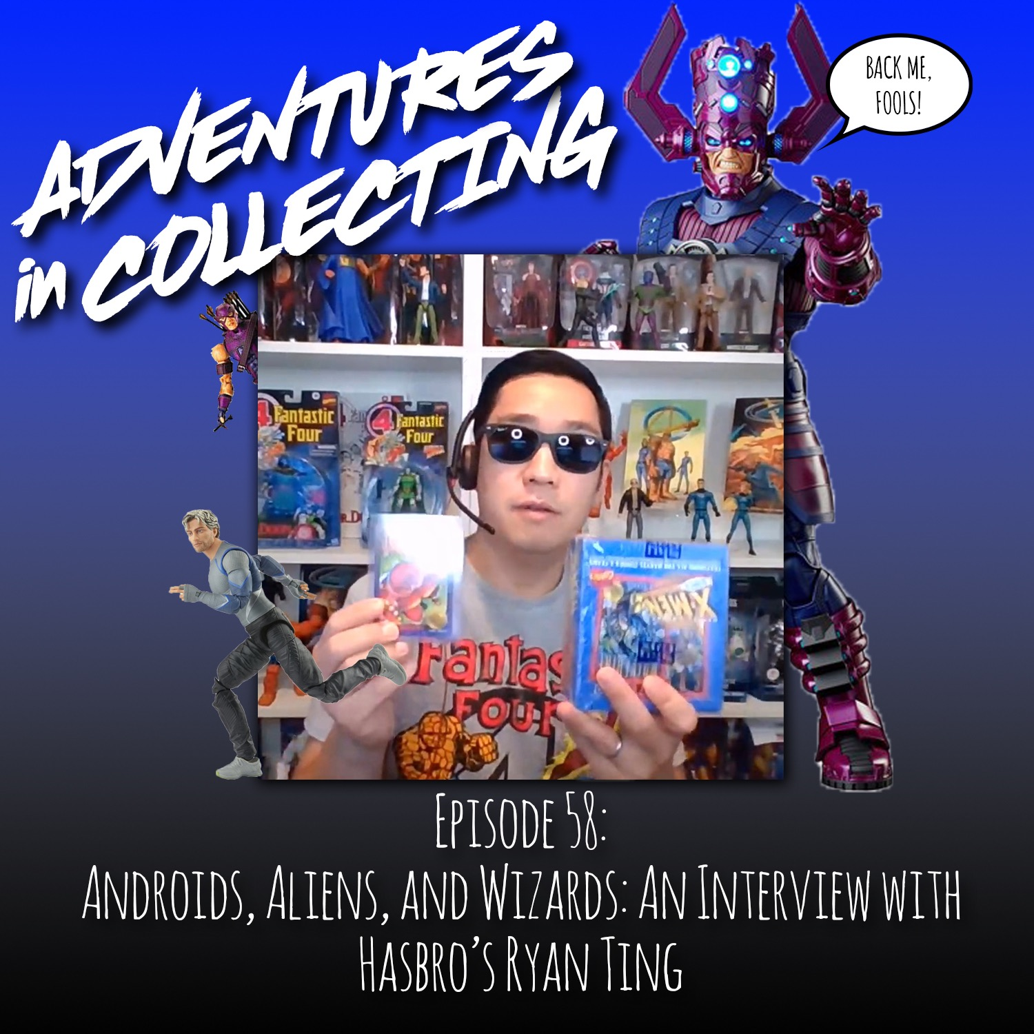 Download the latest Adventures in Collecting episode!