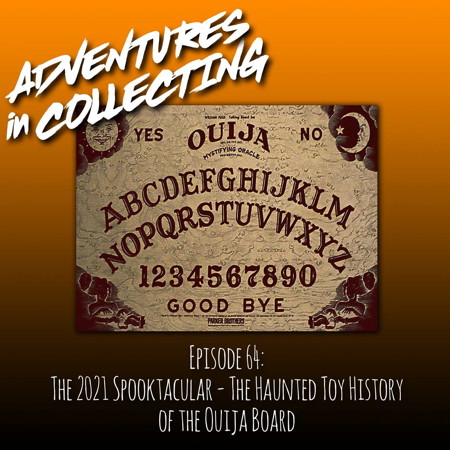 The 2021 Spooktacular – The Haunted Toy History of the Ouija Board – Adventures in Collecting
