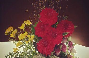 毎月のお花
