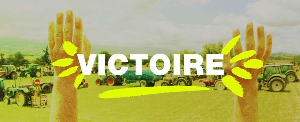 victoire A45 fin de la DUP