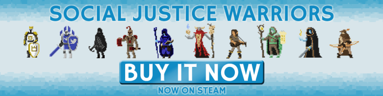 Social Justice Warriors - Buy It Now