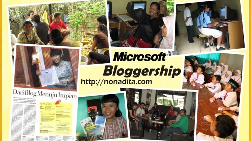 Microsoft Bloggership 2010, Ayo Ikut!