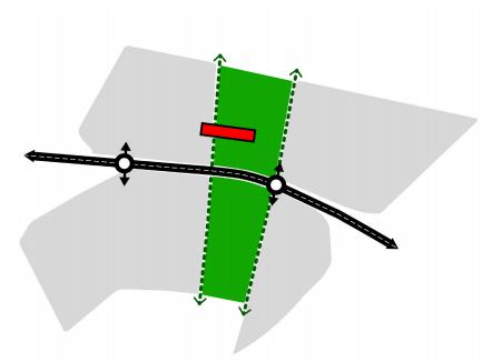 Parc Central Extrait du plan guide pour le Triangle de Gonesse @EPA Plaine de France, Groupement Güller Güller - RHDVHV - EBP / RR&A - PvB avec Setec