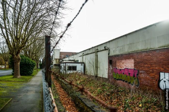Friche industrielle, Gonesse