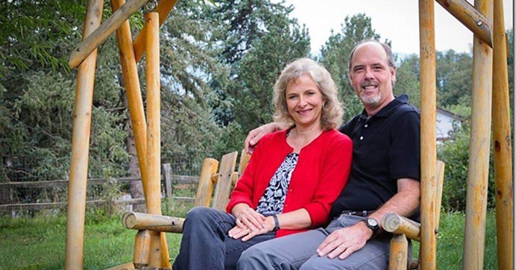 Barry and Karen Keagy