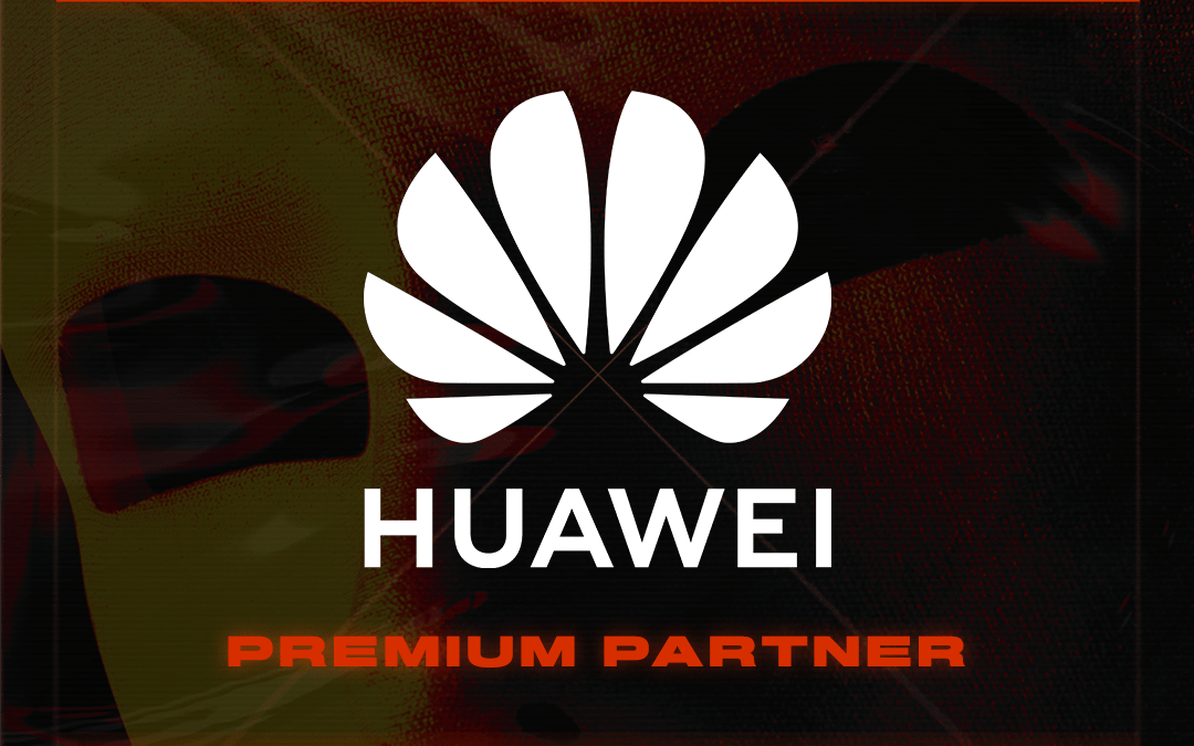 HUAWEI becomes a NoNameCon Premium Partner for the second time!