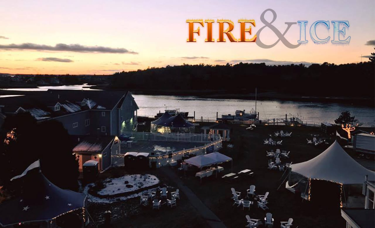 Kennebunkport Fire & Ice event