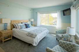 Photo of a Nonantum Accommodation, Just Steps away from the the Best Kennebunkport Maine Seafood Restaurants.