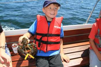 Kennebunkport Maine resort activities lobster boat tours