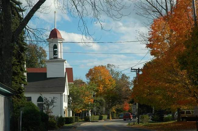 Kennebunkport resort local attractions