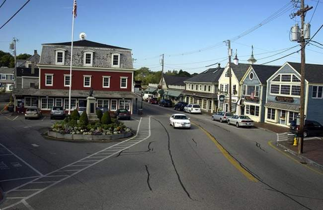 Kennebunkport resort local attraction shopping