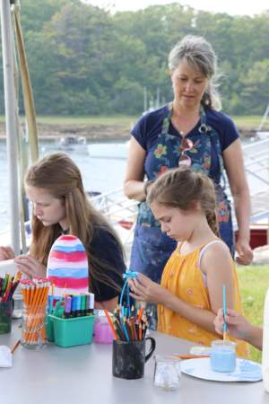 family resorts and activities in maine