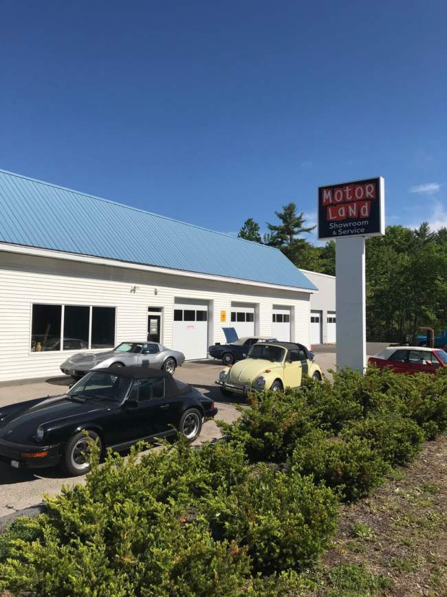 Kennebunkport resort local attraction auto museum