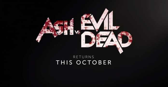 Ash vs Evil Dead seconda stagione trailer