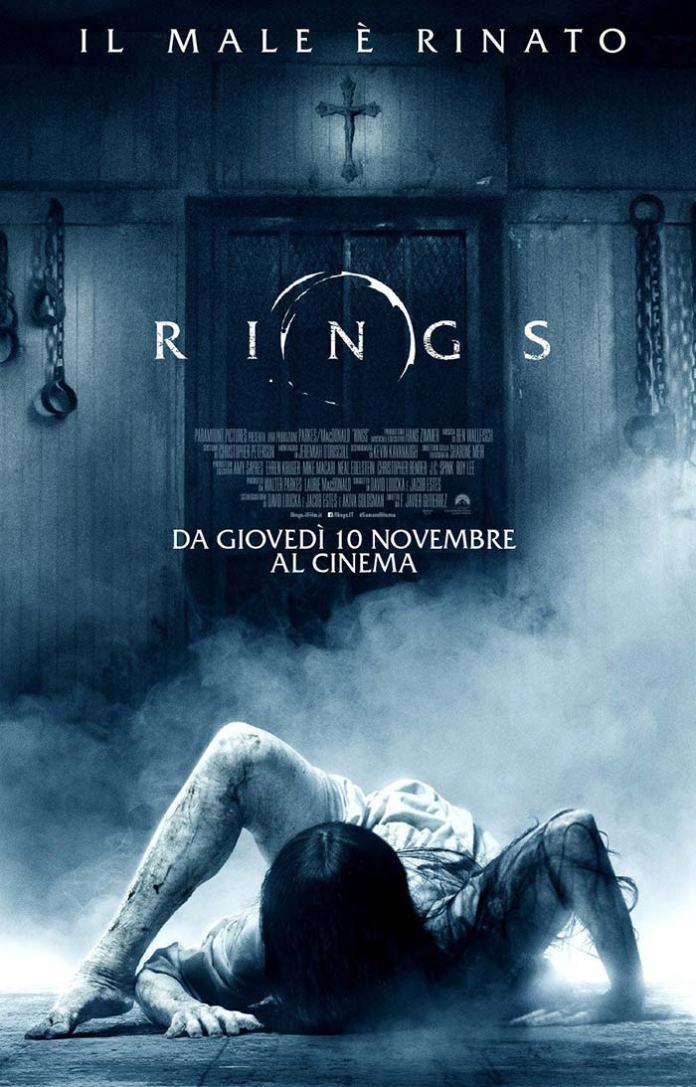 Rings poster italiano