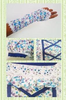 dress 11 blue detail