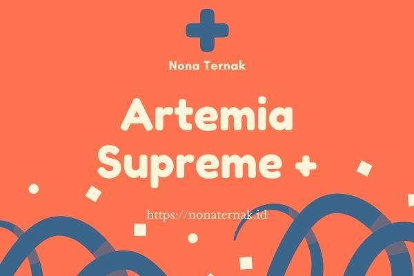 Artemia supreme plus