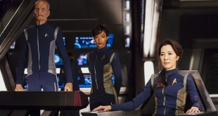 Star Trek: Discovery Review — Strange New World