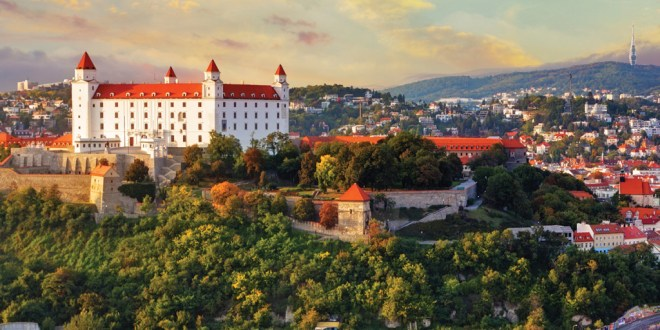 Bratislava and Gdansk? Discover Unknown Europe on This Unusual Private-Jet Trip