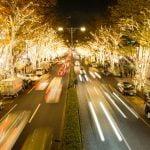 表参道イルミネーション2017の点灯式や時間は?渋滞や混雑情報も!